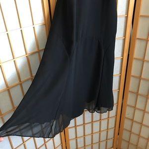 Ted Baker London Dresses - Ted Baker Black Silk Dress